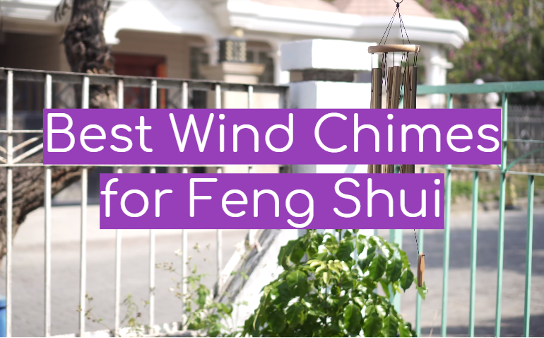 5 Best Wind Chimes for Feng Shui