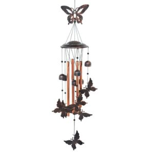 BLESSEDLAND Butterfly Wind Chime-4
