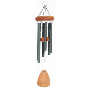 Festival 18-inch Windchime, Forest Green
