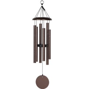 Corinthian Bells 29-inch Windchime, Copper Vein