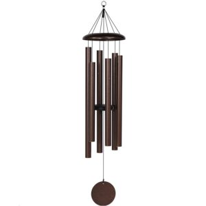 Corinthian Bells 50-inch Windchime, Copper Vein
