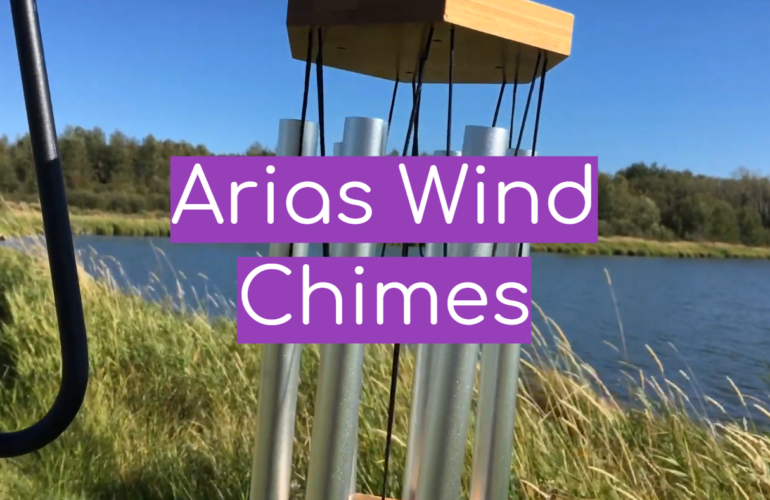 5 Arias Wind Chimes