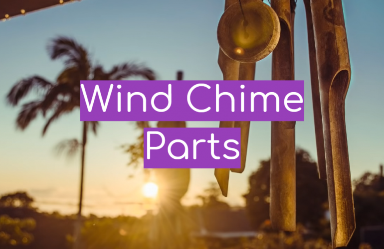 Wind Chime Parts