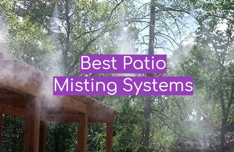 5 Best Patio Misting Systems