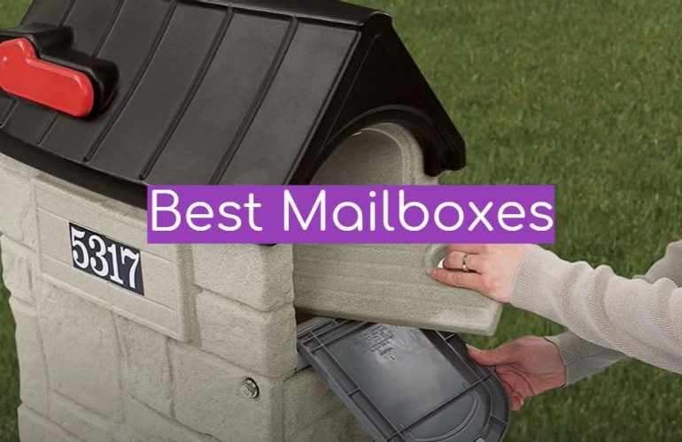 5 Best Mailboxes