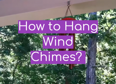 How to Hang Wind Chimes