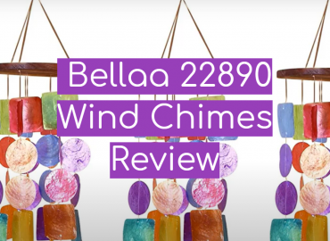 Bellaa 22890 Wind Chimes Review