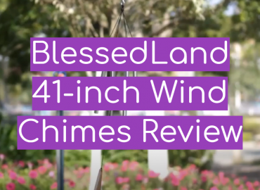BlessedLand 41-inch Wind Chimes Review
