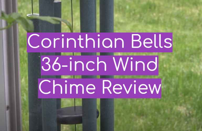 Corinthian Bells 36-inch Wind Chime Review