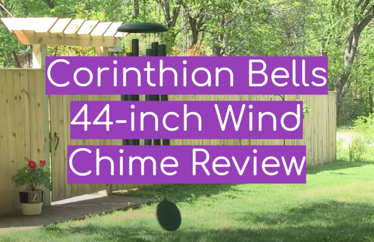 Corinthian Bells 44-inch Wind Chime Review