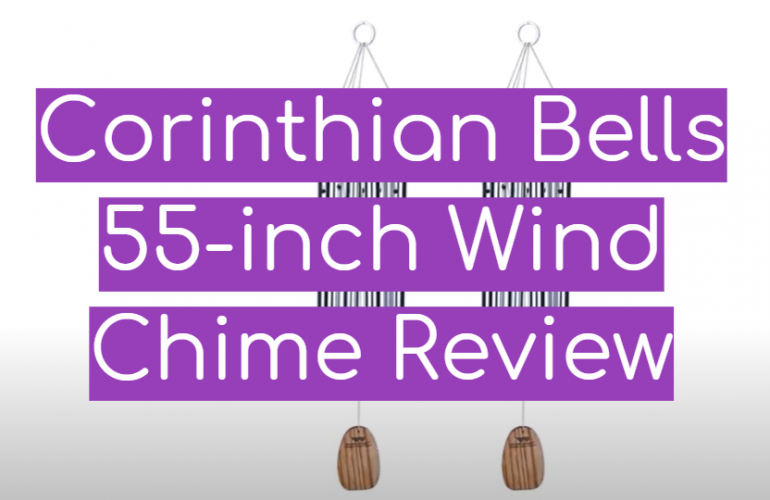 Corinthian Bells 55-inch Wind Chime Review
