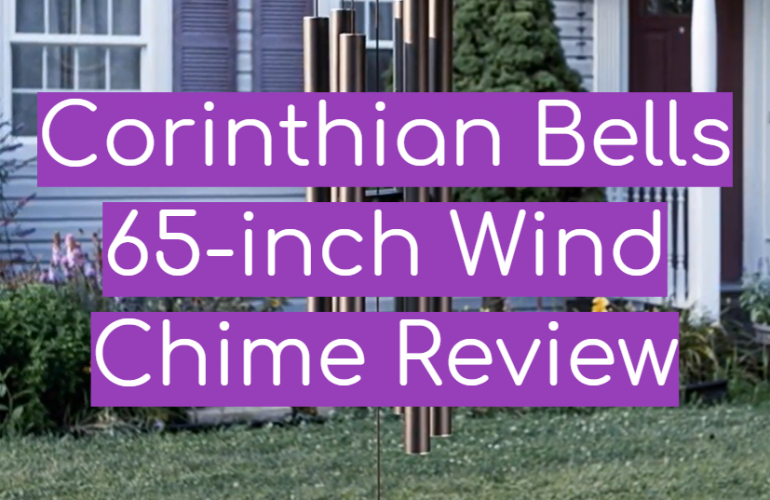 Corinthian Bells 65-inch Wind Chime Review