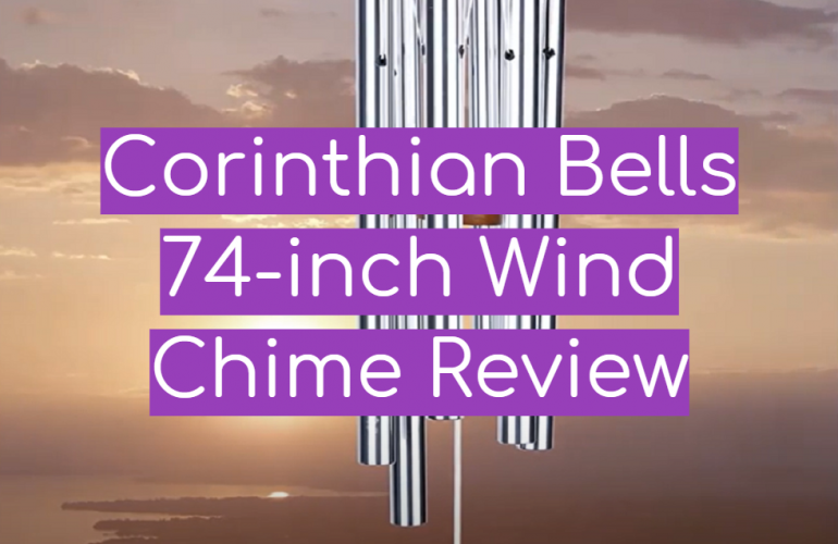 Corinthian Bells 74-inch Wind Chime Review