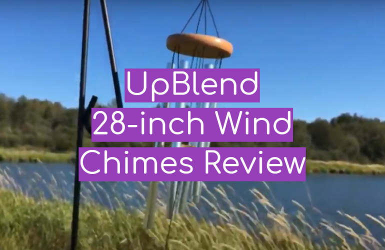 UpBlend 28-inch Wind Chimes Review